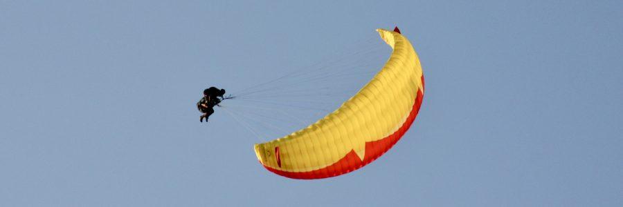 Paragliding Bassano del Grappa 2019